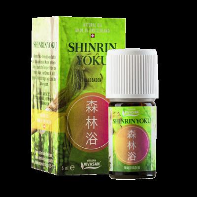 Композиция эфирных масел Shinrin Yoku «Целебные лесные ванны»